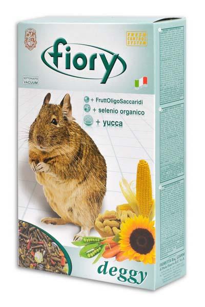 Смесь для дегу Fiory Deggy, 800 г06536Смесь Fiory Deggy содержит очень большое количество трав, сена, коры, волокнистого сырья, для того, чтобы лучше соответствовать правильным пищевым потребностям дегу. В смесь добавлены некоторые виды овощей, такие, как свекла, морковь и горох. В небольшом количестве, чтобы не превысить допустимую норму жиров, в смесь добавлены арахис и семена подсолнечника. Дополнительные преимущества смеси - это добавление гранул, богатых: фруктовыми олигосахаридами (F.O.S), которые извлекаются из корней цикория и вырабатывают в кишечнике животных органический субстрат, необходимый для роста полезных микроорганизмов; органическим селеном - важным минералом, активно участвующим в защите клеточных мембран и волоконец, которые соединяют между собой клетки; юккой (Yucca Schidigera), которая снижает количество аммонидов, устраняя кислый запах кала, а также защищает дыхательную систему. Вес: 800 г. Товар сертифицирован.