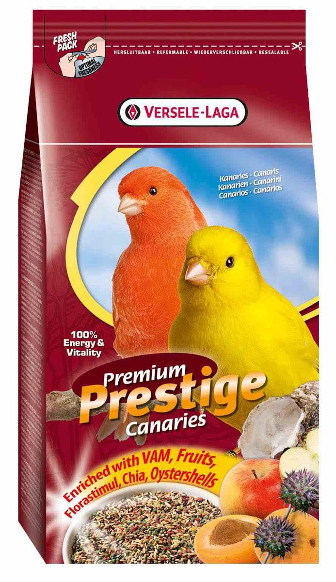 Корм для канареек Versele-Laga Premium Prestige Canaries, 1 кг421068В состав высококачественной зерновой смеси Versele-Laga Premium Prestige Canaries входят разнообразные сбалансированные компоненты, особым образом подобранные в соответствии со специфическими пищевыми потребностями канареек. Корм содержит гранулы ВАМ и фруктовые гранулы, содержащие витамины, аминокислоты, минералы и флорастимул для оптимальной кондиции и пищеварения, семена чии в качестве дополнительного источника омега-3 жирных кислот и измельченные раковины устриц для отличной работы мускулатуры желудка и правильного баланса кальция/фосфора. Versele-Laga поддерживает фонд Loro Parque Fundacion в стремлении сохранить вымирающие виды птиц и их среду обитания. Приобретая данную продукцию, вы помогаете фонду Loro Parque Fundacion защищать природу. Указания к использованию: В зависимости от вида и возраста птицы ежедневный рацион семян может сильно варьироваться. Поэтому сначала предложите птице большую порцию, и спустя некоторое время вы сможете...