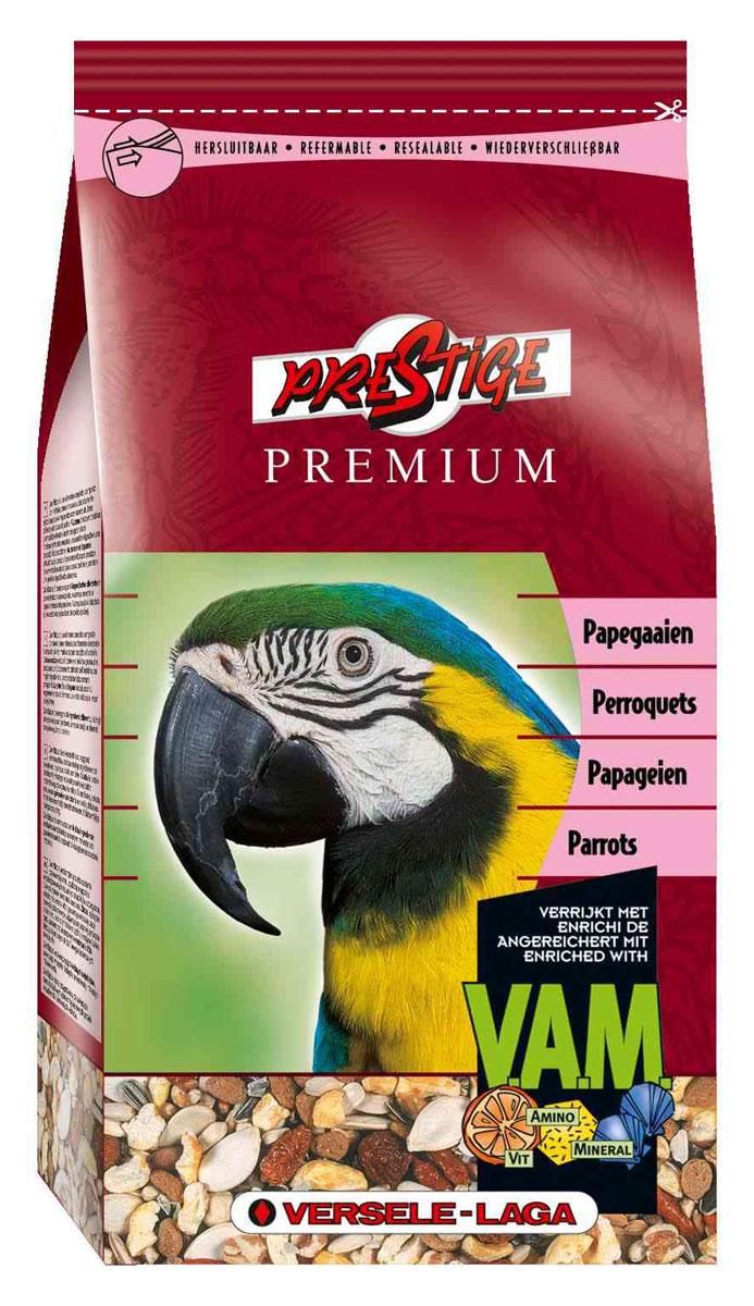 "Корм для крупных попугаев Versele-Laga ""Prestige Parrots Premium"", 1 кг 421996"