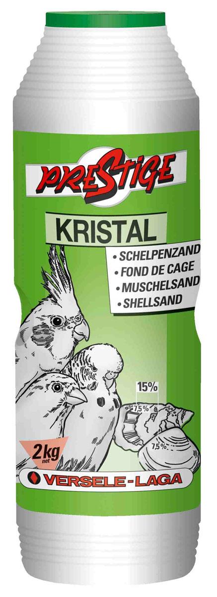 Песок для птиц Versele-Laga Kristal, с ракушечником, 2 кг423010Белый песок для птиц Versele-Laga Kristal изготовлен из раковин устриц с добавлением аниса. Стерилизован при высокой температуре. Имеет приятный запах, не образует пыли, не содержит опасных для окружающей среды веществ. Вес: 2 кг. Товар сертифицирован.
