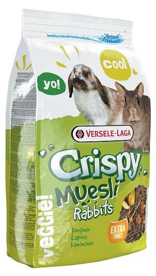 "Корм для кроликов Versele-Laga ""Crispy Muesli Rabbits"", 2,75 кг 461702"