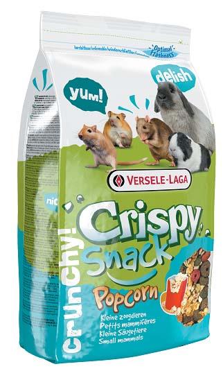 Корм для грызунов Versele-Laga Popcorn, дополнительный, 650 г461730Вкусная и легкая смесь Versele-Laga Crispy Snack Popcorn - это дополнительное питание для грызунов. Благодаря восхитительным овощным кусочкам, хрустящим хлопьям и жареным зернышкам, этот корм придется по вкусу вашему зверьку и добавит разнообразие в его ежедневное меню. Состав: субпродукты растительного происхождения, воздушные зерна (25%), овощи, минералы, семена. Анализ состава: протеин 10%, жир 3,5%, клетчатка 4%, зола 2,5%, кальций 0,35%, фосфор 0,35%. Добавки: витамин A 500 МЕ, витамин D3 60 МЕ, витамин E 5 мг, железо 5 мг, йод 0,1 мг, медь 1 мг, марганец 4 мг, цинк 3,5 мг, селен 0,01 мг, антиоксиданты, красители. Вес: 650 г. Товар сертифицирован.