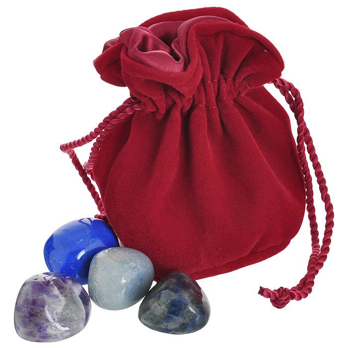 Астрологические кристаллы Lo Scarabeo Стрелец, инструкция на русском языке. AST09AST09Астрологические кристаллы Стрелец включают в себя 4 магических камня, предназначенные для зодиакального созвездия Стрельца: синий кварц, аметист, бирюза, содалит. Сила камней поможет вам преодолеть внутренние слабости и укрепить сильные стороны характера. Держите камни рядом с собой - в кармане, в тумбочке, в помещении, где вы работаете или спите.