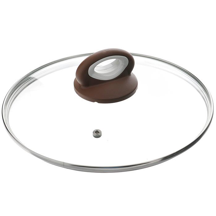 Крышка Hatamoto, диаметр 26 смWHT-GLS-26Крышка Hatamoto изготовлена из жаропрочного стекла с ободом из нержавеющей стали. Крышка оснащена отверстием для выпуска пара. Ручка, выполненная из термостойкого бакелита с силиконовым покрытием, защищает ваши руки от высоких температур. Крышка удобна в использовании и позволяет контролировать процесс приготовления пищи.