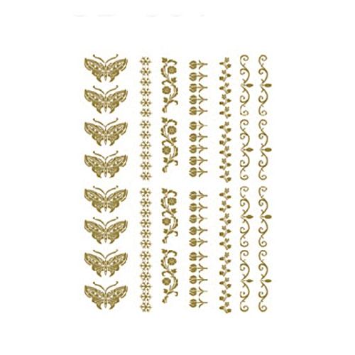 Трансфер универсальный Декоративные элементы, цвет: золотой, 17 см х 25 см. CD-305CD-305Трансфер универсальный Декоративные элементы предназначен для имитации декоративной росписи при оформлении интерьера. Добавьте оригинальность вашему интерьеру с помощью яркого изображения. Оригинальное исполнение добавит изысканности в дизайн. Трансфер прост в применении. В комплекте подробная инструкция.