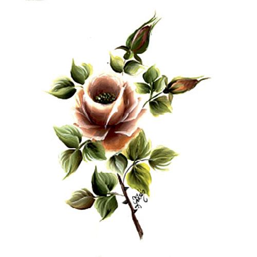 Трансфер универсальный Роза с бутонами, 17 х 25 см G-10G-10Трансфер универсальный Роза с бутонами предназначен для имитации декоративной росписи при оформлении интерьера. Добавьте оригинальность вашему интерьеру с помощью яркого изображения. Оригинальное исполнение добавит изысканности в дизайн. Трансфер прост в применении. В комплекте подробная инструкция.