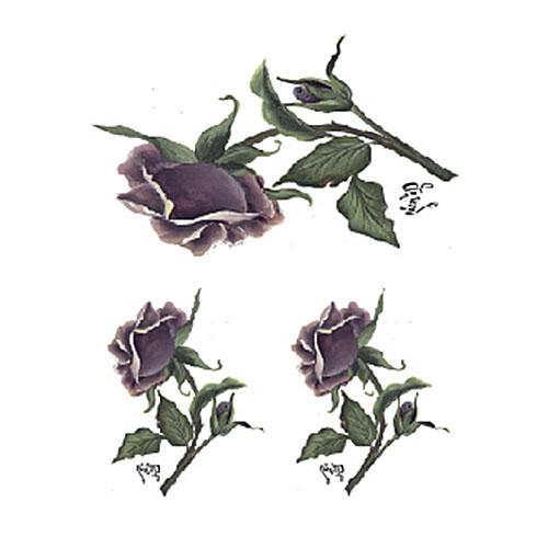 Трансфер универсальный Кофейная роза, 3 изображения, 17 х 25 см G-18G-18Трансфер универсальный Кофейная роза предназначен для имитации декоративной росписи при оформлении интерьера. Добавьте оригинальность вашему интерьеру с помощью яркого изображения. Оригинальное исполнение добавит изысканности в дизайн. Трансфер прост в применении. В комплекте подробная инструкция.