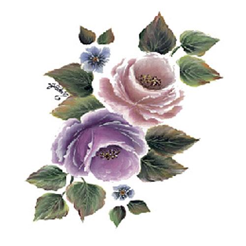 Трансфер универсальный Розы с листочками, 17 х 25 см G-91G-91Трансфер универсальный Розы с листочками предназначен для имитации декоративной росписи при оформлении интерьера. Добавьте оригинальность вашему интерьеру с помощью яркого изображения. Оригинальное исполнение добавит изысканности в дизайн. Трансфер прост в применении. В комплекте подробная инструкция.