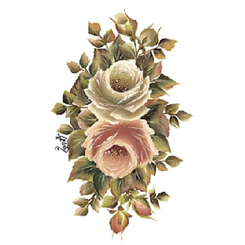 Трансфер универсальный Чайная роза, 17 х 25 см G-97G-97Трансфер Чайная роза предназначен для имитации декоративной росписи при оформлении интерьера. Добавьте оригинальность вашему интерьеру с помощью яркого изображения. Оригинальное исполнение добавит изысканности в дизайн. Трансфер прост в применении. В комплекте подробная инструкция.
