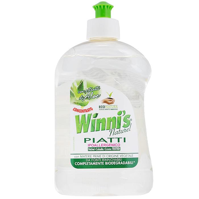 Средство для мытья посуды Winnis Piatti, с экстрактом алоэ, 500 мл6078Натуральная формула концентрированной жидкости для мытья посуды Winnis Piatti глубоко моет и обезжиривает все типы посуды. Содержащиеся в ней поверхностно-активные вещества легко, быстро и полностью биоразлагаются. Благодаря их растительному происхождению они преобразовываются водными микроорганизмами в натуральные вещества. Средство гипоаллергенно: его формула разработана для того, чтобы свести до минимума возможность возникновения аллергий. Не содержит фосфора. Характеристики: Состав: 5-15%: анионные поверхностно-активные вещества; ниже 5%: амфортерные поверхностно-активные вещества, неионные поверхностно-активные вещества; прочие компоненты: отдушка, methylisothiazolinone, methylchloroisothiazolinone. Объем: 500 мл. Размер упаковки: 18 см х 9 см х 6 см. Артикул: 6078. Товар сертифицирован.