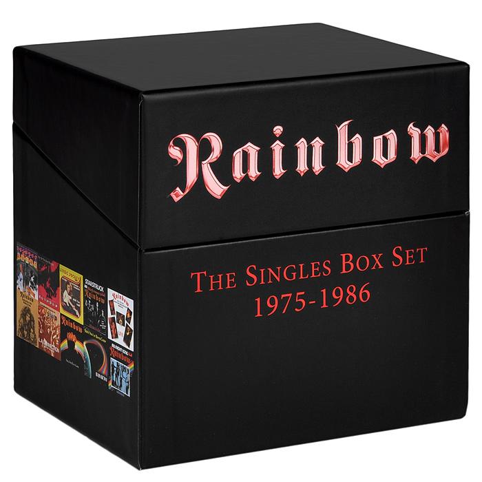 Rainbow. The Singles Box Set 1975-1986 (19 CD)