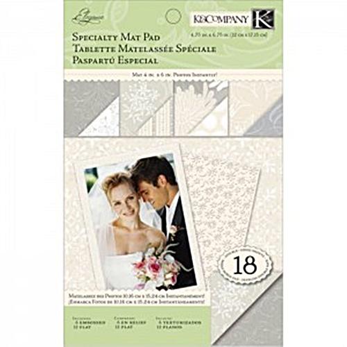 Набор бумаги для скрапбукинга K&Company Элегантность, 12 см х 17 см, 18 листовKCO-30-302471Набор бумаги для скрапбукинга K&Company позволит создать потрясающие вещи своими руками. Размер листов идеален для создания подложек под фотографии, скрап-страниц, портретов, коллажей, мини-книг, открыток и т.д. Набор включает 18 листов из плотной бумаги с двухсторонней печатью, всего 6 видов. Бумага не содержит лигнин и кислоты. Скрапбукинг - это хобби, которое способно приносить массу приятных эмоций не только человеку, который этим занимается, но и его близким, друзьям, родным. Это невероятно увлекательное занятие, которое поможет вам сохранить наиболее памятные и яркие моменты вашей жизни, а также интересно оформить интерьер дома.