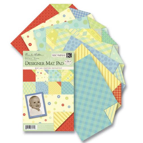 Набор бумаги для скрапбукинга K&Company Маленькое чудо, 12 см х 17 см, 18 листовKCO-626126Набор бумаги для скрапбукинга K&Company позволит создать потрясающие вещи своими руками. Размер листов идеален для создания подложек под фотографии, скрап-страниц, портретов, коллажей, мини-книг, открыток и т.д. Набор включает 18 листов из плотной бумаги с двухсторонней печатью, всего 6 видов. Бумага не содержит лигнин и кислоты. Скрапбукинг - это хобби, которое способно приносить массу приятных эмоций не только человеку, который этим занимается, но и его близким, друзьям, родным. Это невероятно увлекательное занятие, которое поможет вам сохранить наиболее памятные и яркие моменты вашей жизни, а также интересно оформить интерьер дома.