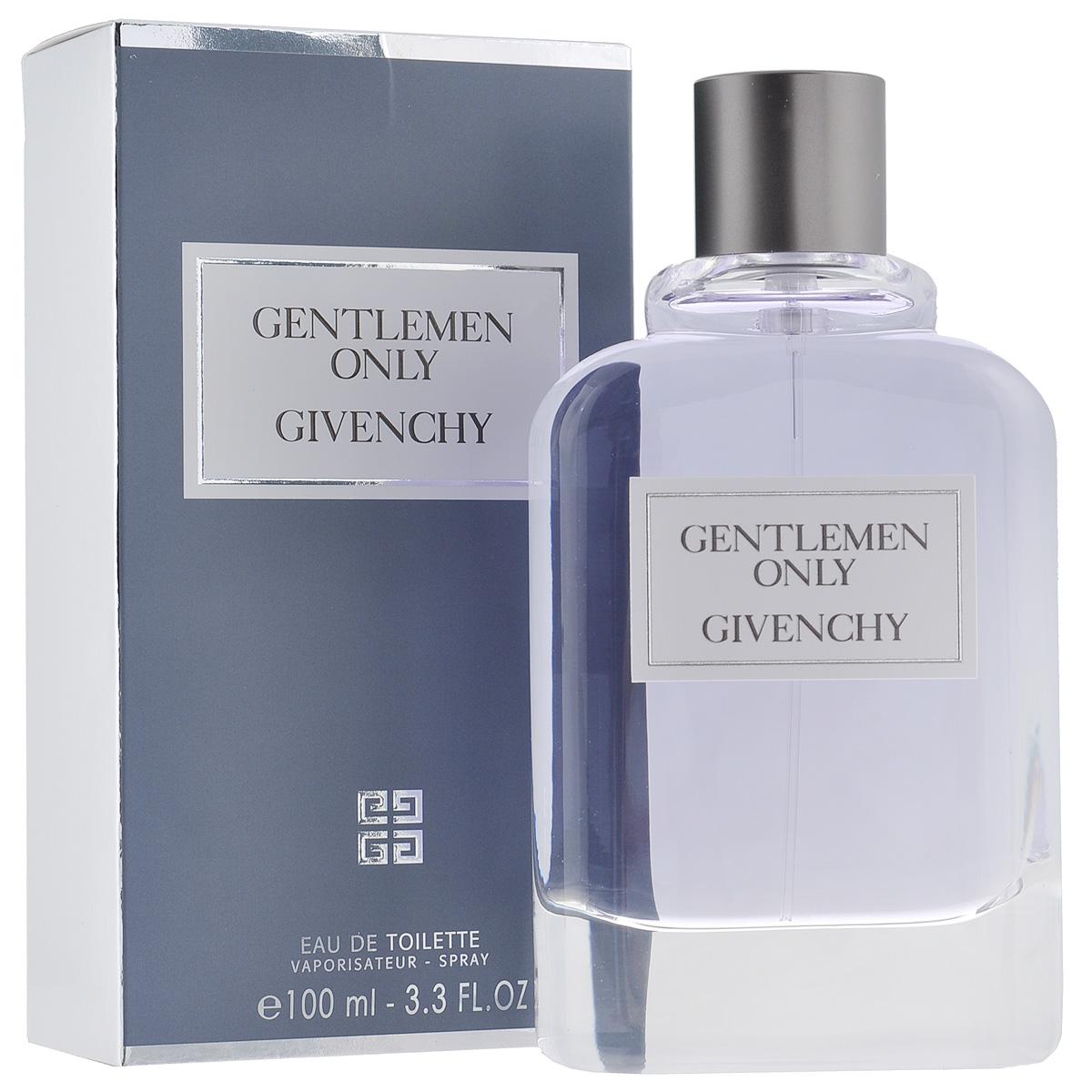 Givenchy Gentlemen Only Men Туалетная вода, 100 мл