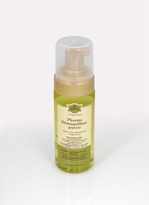 Greenpharma Мусс очищающий для лица и контура глаз, 150 мл7573Очищающий мусс для лица и контура глаз Greenpharma содержит цветочный мед, пробиотики – детоксикаторы, экстракты лайма и аниса, мягкие очищающие компоненты растительного происхождения. Способ применения : нанести на влажную кожу, деликатно помассировать, смыть теплой водой. Характеристики: Объем: 150 мл. Артикул: 7573. Производитель: Россия. Товар сертифицирован. Состав: Water (Aqua). Passion Flower Extract, Mate Leaves Extract, Lotus Flower Extract , Disodium Cocoamphodiacetate, Cocamidopropyl Betaine, Ginseng Root Extract, Sodium Lauroyl Sarcosinate, Calendula Officinalis Extract, Decyl Glucoside, Angelica Acutiloba Extract, Coco-Glucoside, Glyceryl Oleate, Alpha-Glucan Oligosaccharide, Illicium Verum (Anise) Fruit Extract, Citrus Aurantifolia (Lime) Fruit Extract, Polymnia Sonchifolia Root Juice, Maltodextrin, Propylene Glycol. Fragrance (Parfum), Citric Acid, Sodium Salicylate, Potassium...