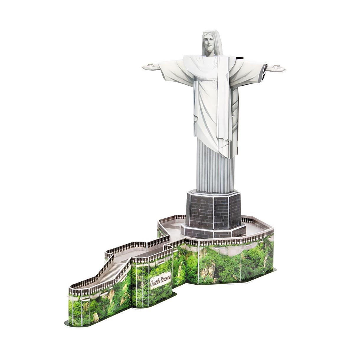 CubicFun Статуя Христа-искупителя, 22 элемента