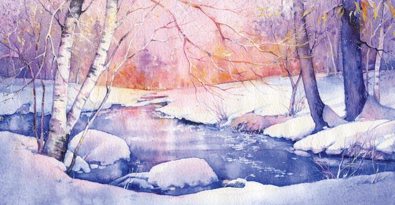 Набор для вышивания крестом Зимний пейзаж, 57 х 33 см1007-14Красивый и стильный рисунок-вышивка, выполненный на канве, выглядит оригинально и всегда модно. В наборе для вышивания Зимний пейзаж есть все необходимое для создания собственного чуда: канва, специальные нити, игла и схема рисунка. Работа, сделанная своими руками, создаст особый уют и атмосферу в доме и долгие годы будет радовать вас и ваших близких. Ведь вы выполните вышивку с любовью!