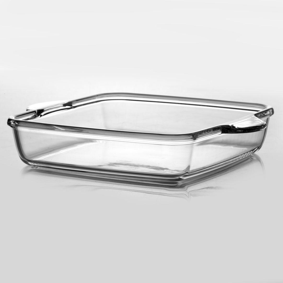 Форма для СВЧ Borcam, квадратная, 33 х 27 х 6 см59244Квадратная форма Borcam, изготовленная из жаропрочного боросиликатного стекла, будет отличным выбором для всех любителей блюд, приготовленных в духовке и микроволновой печи. В этой посуде вы будете с удовольствием готовить, легко контролируя процесс через прозрачное стекло. Вы сможете красиво сервировать стол, подав готовое блюдо в элегантной стеклянной емкости. А если необходимо, удобно разместите форму в холодильнике. Стекло устойчиво к механическим повреждениям и выдерживает большой перепад температур от - 30°C до 300°C. Термостойкое стекло Borcam - безопасный для здоровья, гигиеничный материал, который не вступает во взаимодействие с продуктами питания, пища не приобретает в процессе приготовления или хранения никаких дополнительных привкусов. Посуда легко очищается нейтральными моющими средствами с помощью мягкой губки или салфетки, имеет длительный срок службы и не теряет в процессе использования внешней привлекательности. Подходит для мытья в посудомоечной машине.