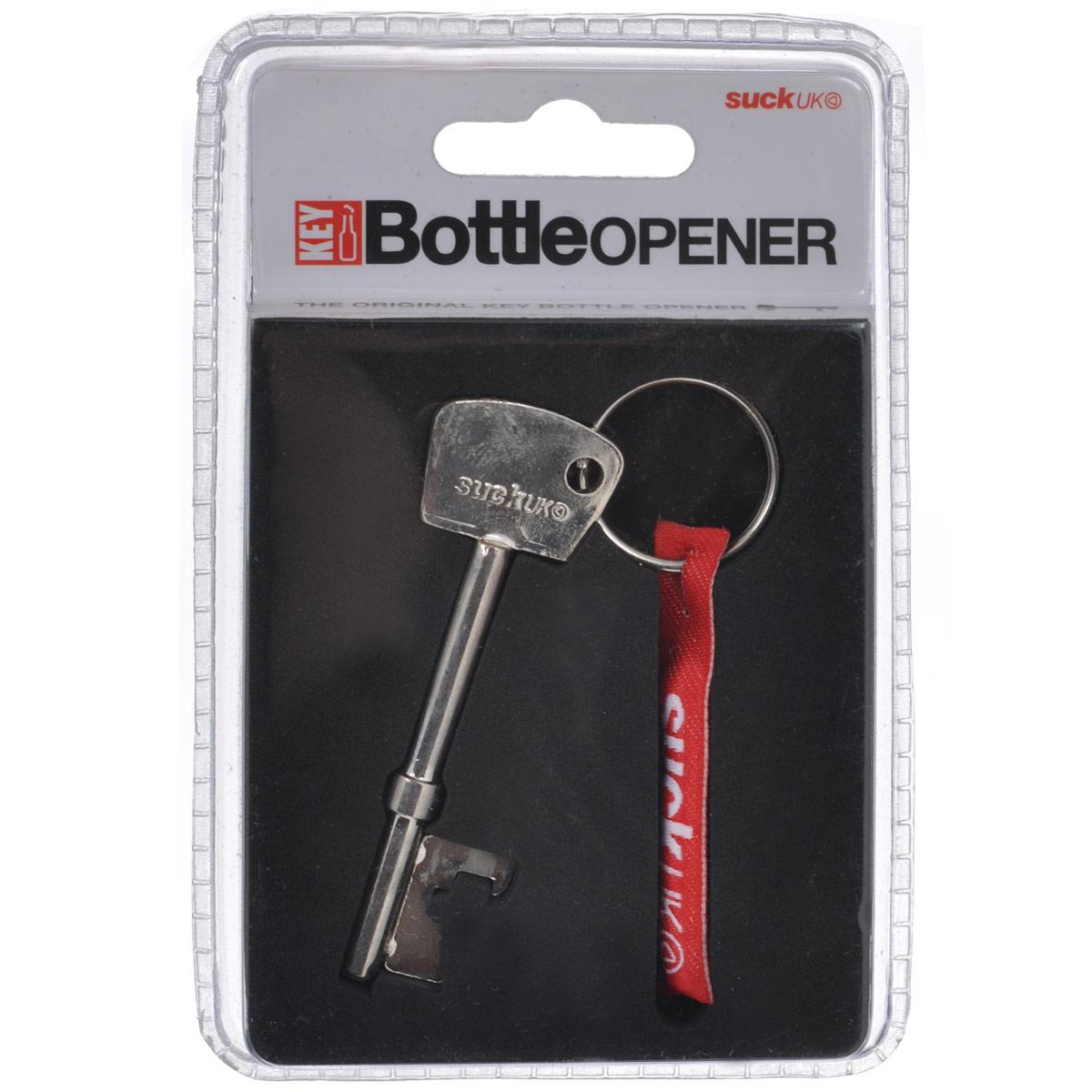 Открывалка для бутылок КлючикSK KEY01Открывалка Ключик выполнена из металла и снабжена кольцом для подвешивания. С виду обыкновенный ключ от двери выполняет функцию открывателя бутылок. Дополните вашу связку ключей этой оригинальной открывалкой, и вы никогда не забудете взять ее с собой! Характеристики: Материал: нержавеющая сталь. Размер открывалки: 2,5 см х 7,3 см х 0,6 см. Цвет: металлик. Размер упаковки: 9 см х 13,5 см х 1,5 см. Артикул: SK KEY01.
