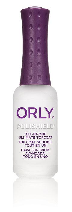 Orly Верхнее покрытие 3-в-1 Polishield, 9 мл