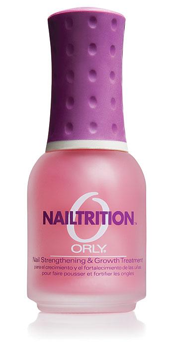 Orly Покрытие для укрепления и роста ногтей Nailtrition, 18 мл