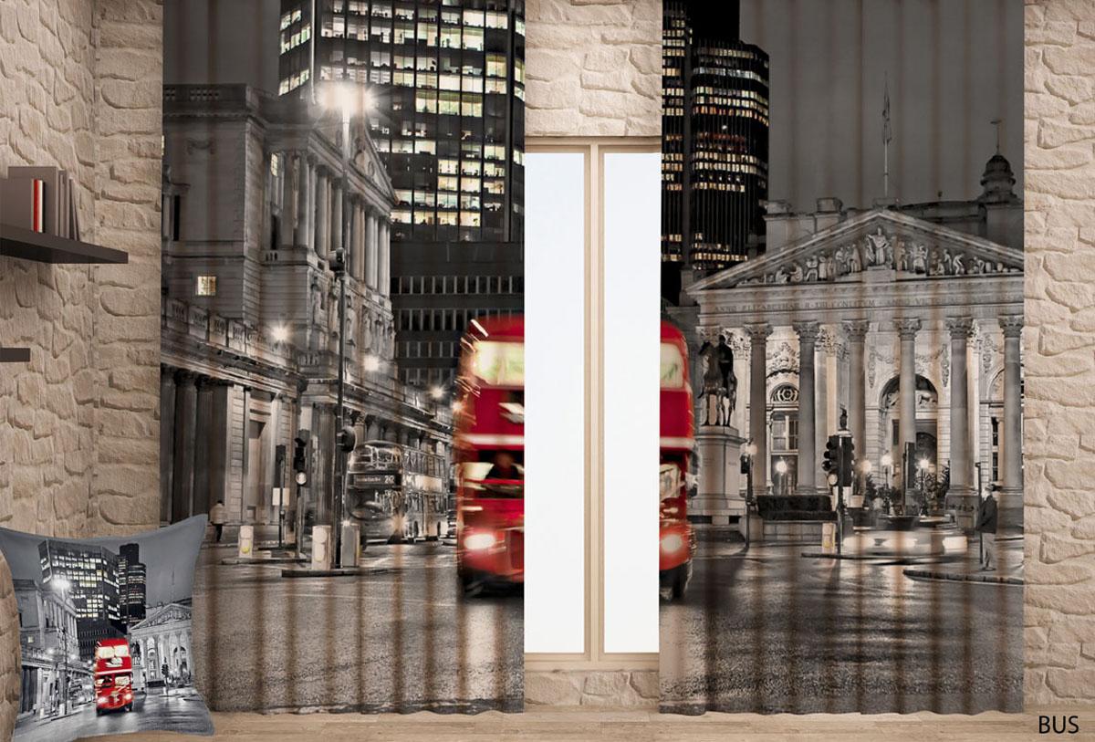 Штора готовая с цифровой печатью Garden Ночной город, на ленте, 150 х 270 см, 2 шт. 0001CW678(W1223) 145x270 2шт. V1Штора готовая Garden, включает в себя две шторы с цифровой печатью в виде ночного города. Шторы изготовлены из полиэстера с гладкой блестящей лицевой поверхностью. Лицевая сторона гладкая с легким блеском, изнаночная матовая. Оригинальный дизайн и цветовая гамма украсят любое окно и привлекут к себе внимание, необычным дизайном. Шторы крепятся на карниз при помощи вшитой шторной ленты, которая поможет красиво и равномерно задрапировать верх. Характеристики: Материал: 100% полиэстер. Комплектация: 2 полотна. Размер (Ш х В): 145 см х 270 см. Размер упаковки: 33 см х 25 см х 5 см.