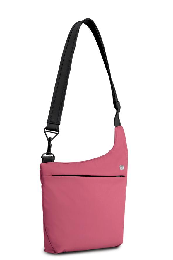 """Сумка PacSafe """"Slingsafe 200 GII"""", цвет: розовый"""