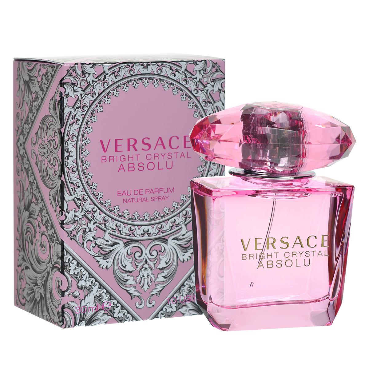 "Versace Парфюмерная вода ""Bright Crystal Absolu"", женская, 30 мл 511028"