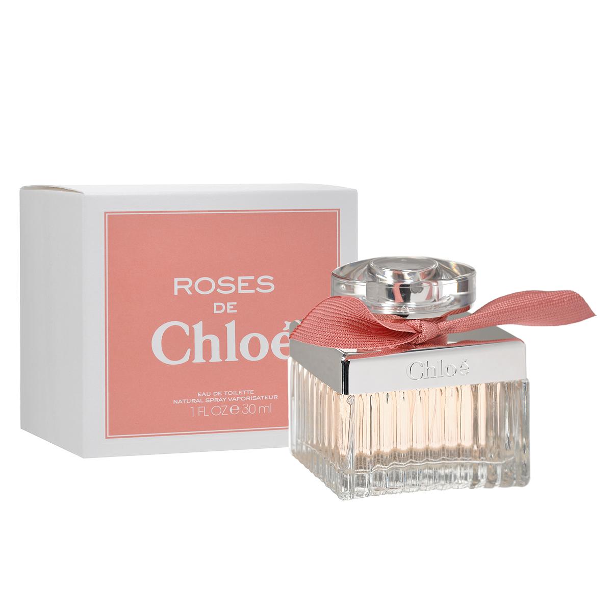 """Chloe Туалетная вода """"Roses De Chloe"""", женская, 30 мл"""