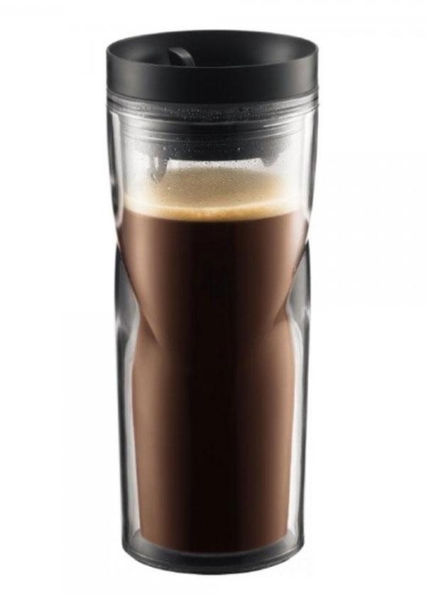 """Bodum """"Travel Mug"""" ������ ��������, ����: ������, 450 ��. 11042-01"""