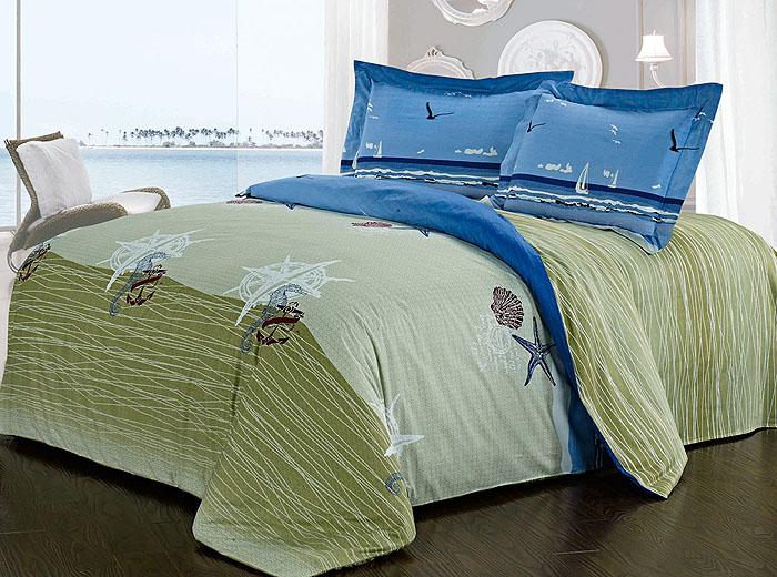 Комплект белья SL (2-х спальный КПБ, хлопок, наволочки 50х70). 99239923Роскошный комплект постельного белья SL выполнен из качественного плотного хлопка и украшен ярким рисунком. Комплект состоит из пододеяльника, простыни и двух наволочек. Постельное белье SL подобно облаку сочетает в себе плотность цвета и безграничную нежность фактуры. Это белье обладает волшебной практичностью, а потому оказываться на седьмом небе станет вашим привычным занятием. Доверьте заботу о качестве вашего сна высококачественному натуральному материалу. Хлопок - ткань прочная, мягкая, обладает низкой сминаемостью, легко стирается и хорошо гладится. При соблюдении рекомендуемых условий стирки, сушки и глажения ткань имеет усадку по ГОСТу, сохраняется яркость текстильных рисунков. Комплект упакован в подарочную картонную коробку, украшенную сюжетами по мотивам картин эпохи Возрождения.