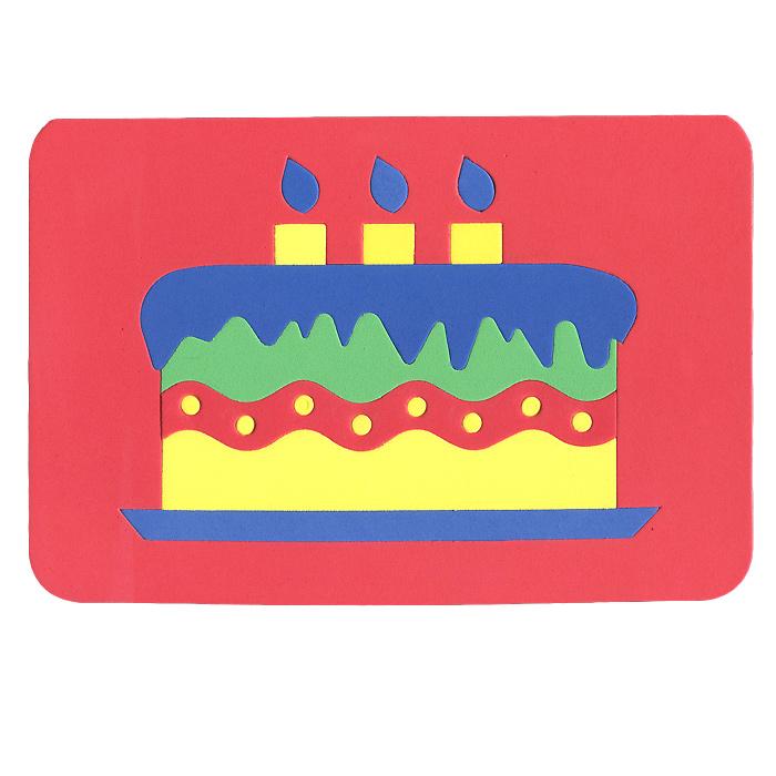 Август Пазл для малышей Торт цвет основы красный27-2017Мягкая мозаика Торт выполнена из мягкого полимера, который дает юному конструктору новые удивительные возможности в игре: детали мозаики гнутся, но не ломаются, их всегда можно состыковать. Мозаика представляет собой рамку, в которой из девятнадцати элементов собирается яркий торт. Ваш ребенок сможет собрать его и в ванной. Элементы мозаики можно намочить, благодаря чему они будут хорошо прилипать к стене в ванной комнате. Такая мозаика развивает пространственное и логическое мышление, память и глазомер, знакомит с формами и цветом предмета в процессе игры.