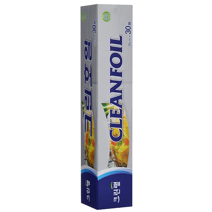 Фольга алюминиевая Clean Wrap