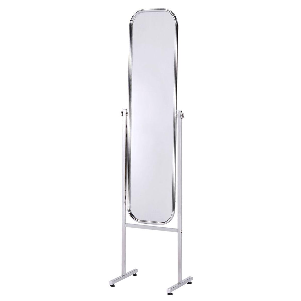 Зеркало напольноеGC1812Прямоугольное напольное зеркало сделает интерьер любой комнаты изысканным и аристократичным. Данное зеркало является сборным, все детали выполнены из качественного металла и стекла. В комплект входят необходимые крепежи и инструкция по сборке.