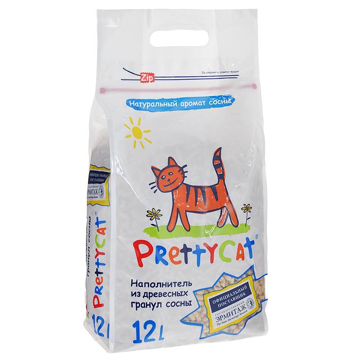 Наполнитель для кошачьих туалетов Pretty Cat