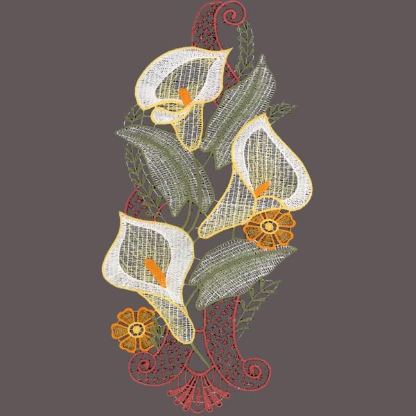 Подвеска на окно Schaefer, 19 см х 39 см. 06353-38906353-389Оригинальное украшение для Вашего окна Schaefer выполнено из 100 % полиэстера в виде цветочков. Подвеска на окно будет радовать и Вас и прохожих проходящих по Вашей улице. Характеристики: Материал: 100% полиэстер. Размер подвески: 19 см х 39 см. Производитель: Германия.