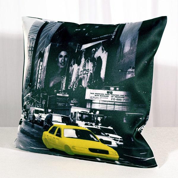 Комплект декоративных наволочек Schaefer, цвет: черный, желтый, 40 х 40 см, 4 шт07338-501Комплект декоративных наволочек Schaefer с символами Нью-Йорка гармонично впишутся в интерьер вашего дома и создадут атмосферу уюта и комфорта. Они выполнены из полиэстера и украшены яркими принтами. Такой комплект изящно дополнит интерьер вашего дома.