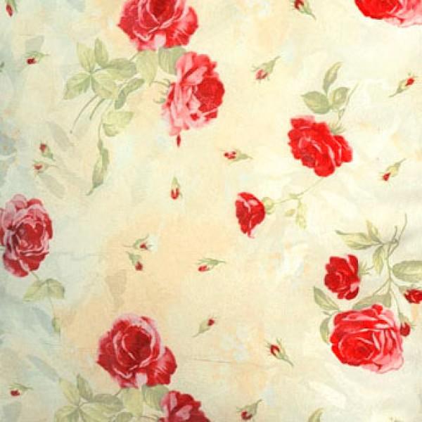 Скатерть Schaefer, круглая, цвет: бежевый, диаметр 170 см. 07344-41407344-414Круглая скатерть Schaefer выполнена из хлопка с полиэстером бежевого цвета и оформлена рисунком в виде роз красного цвета. Использование такой скатерти сделает застолье более торжественным, поднимет настроение гостей и приятно удивит их вашим изысканным вкусом. Также вы можете использовать эту скатерть для повседневной трапезы, превратив каждый прием пищи в волшебный праздник и веселье.