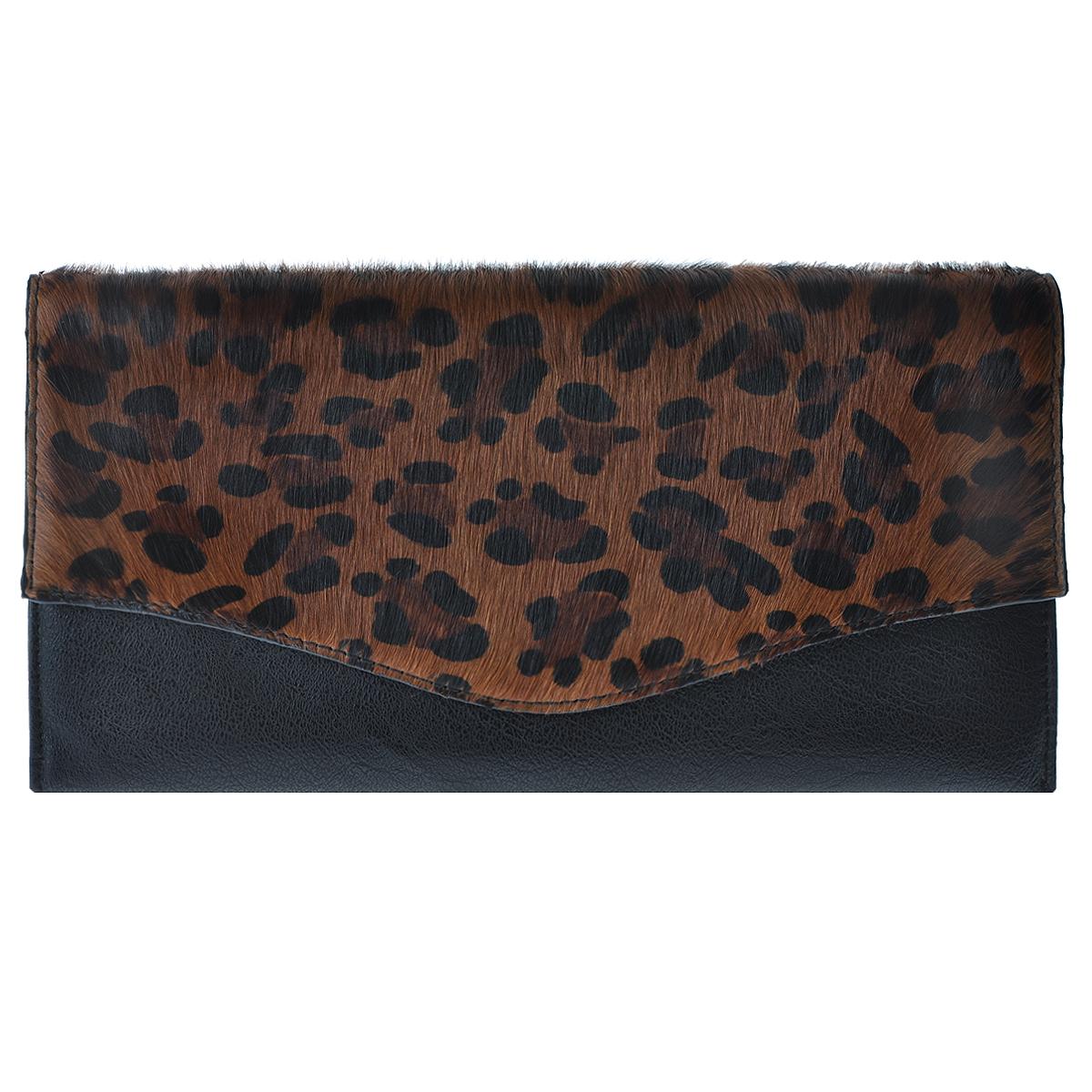 """Fancy'S Bag Сумка женская """"Fancy Bag """", цвет: черный, коричневый. 8815А-09"""