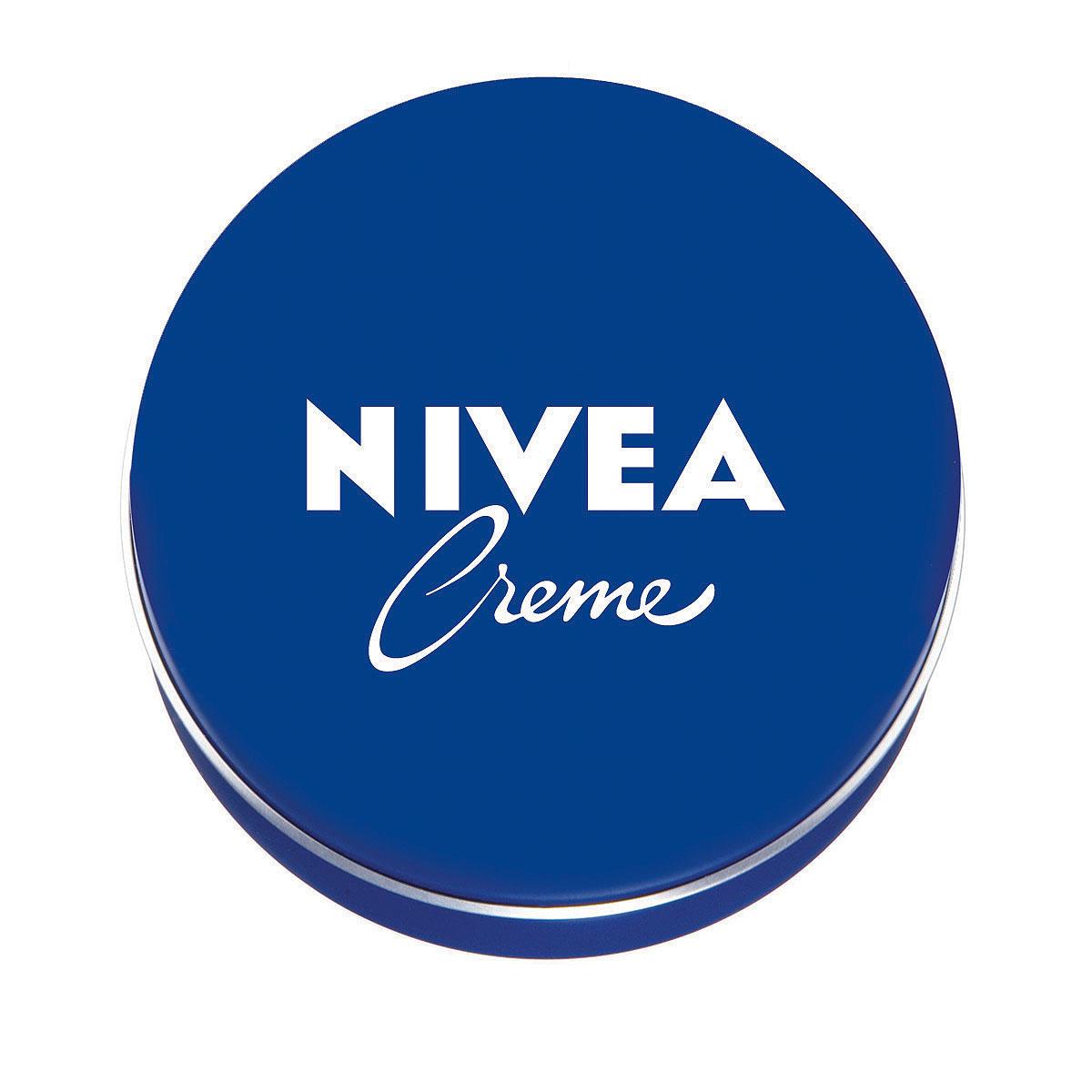 Крем Nivea Creme для кожи, увлажняющий, 75 мл80103Универсальный крем для кожи Nivea Creme обладает уникальной формулой, благодаря которой увлажняет, питает и бережно ухаживает за кожей тела, особенно за сухими участками. Крем не содержит консервантов и поэтому подходит даже для нежной детской кожи.