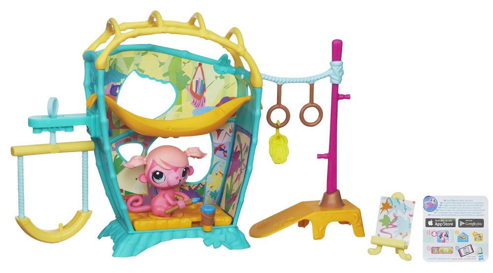 Littlest Pet Shop: Игровой мини-набор