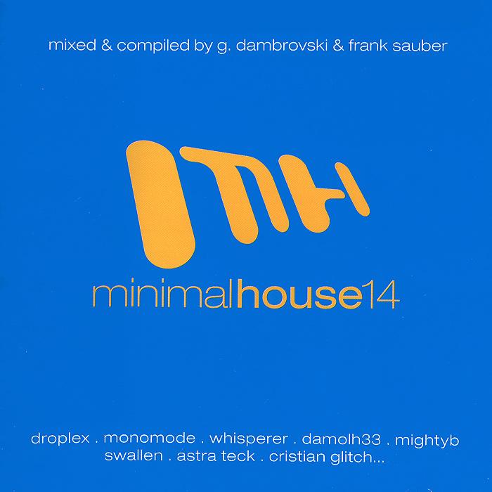 Minimal House 14 (2 CD) 2013 2 Audio CD