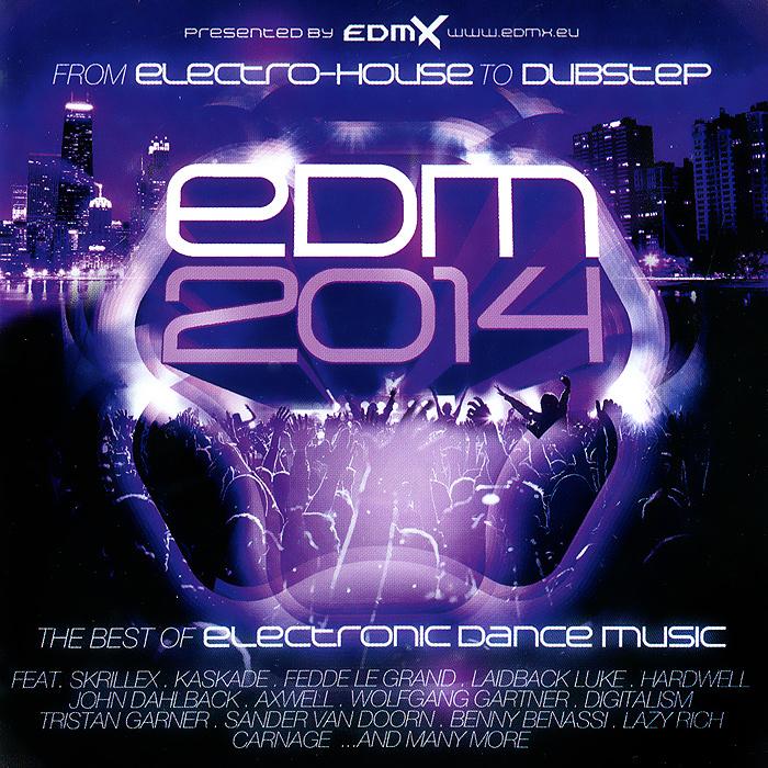 EDM 2014 (2 CD) 2013 2 Audio CD