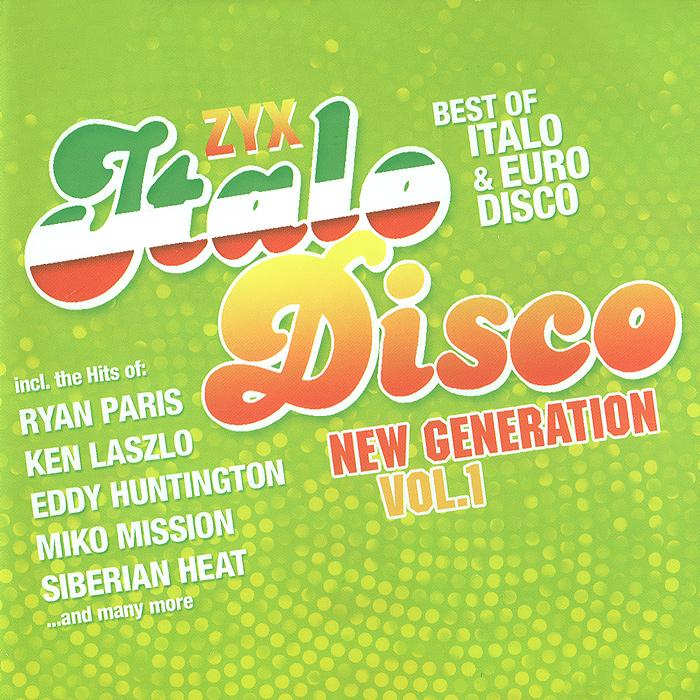 Italo Disco New Generation. Volume 1 (2 CD)