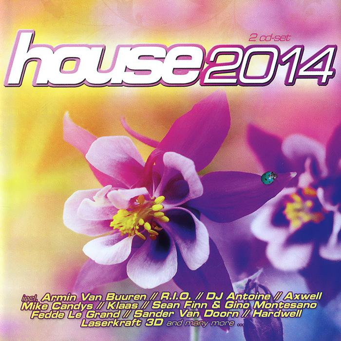 House 2014 (2 CD) 2 Audio CD