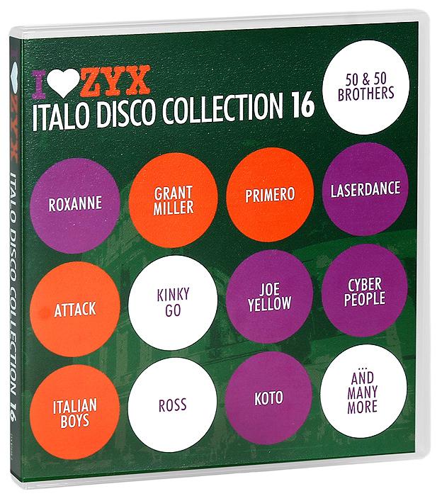 Zakazat.ru Italo Disco Collection 16 (3 CD)