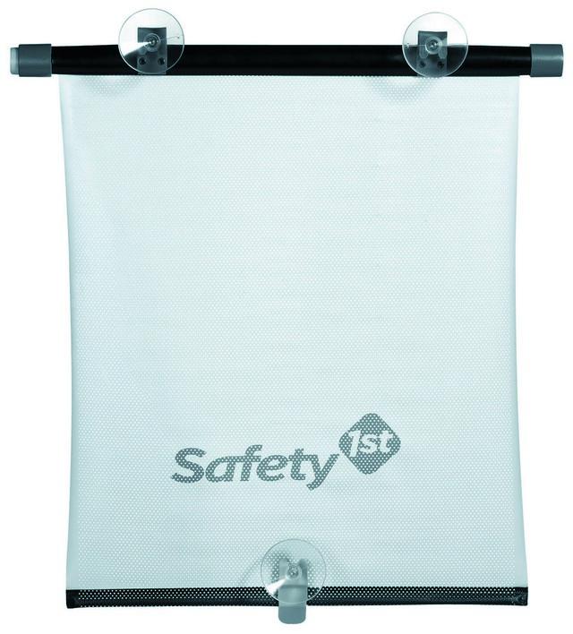 Шторка солнцезащитная Safety, рулонная38045760Солнцезащитная шторка Safety защитит вашего ребенка от яркого солнечного света во время поездки в автомобиле. Шторка, выполненная из ПВХ черного цвета, подходит ко всем автомобилям и крепится к стеклу с помощью присосок (входят в комплект). Шторка компактно сворачивается в рулон. Кнопка автоматического сворачивания расположена сбоку. Характеристики: Материал: пластик, ПВХ, силикон. Размер шторки (ДхШ): 43 см х 35 см. Комплектация: 1 шторка. Размер упаковки (ДхШхВ): 9 см х 50 см х 4 см.