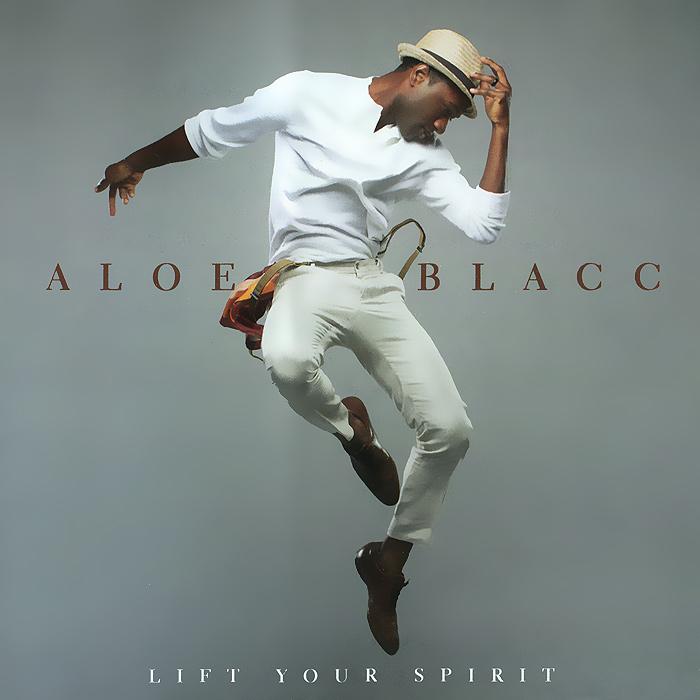 Zakazat.ru: Aloe Blacc. Lift Your Spirit
