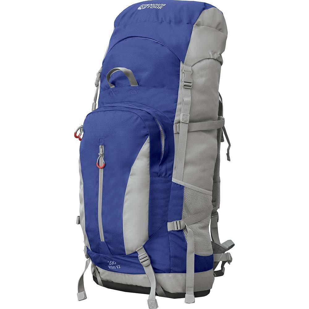 Рюкзак туристический Nova Tour Витим 100 V2 , цвет: синий