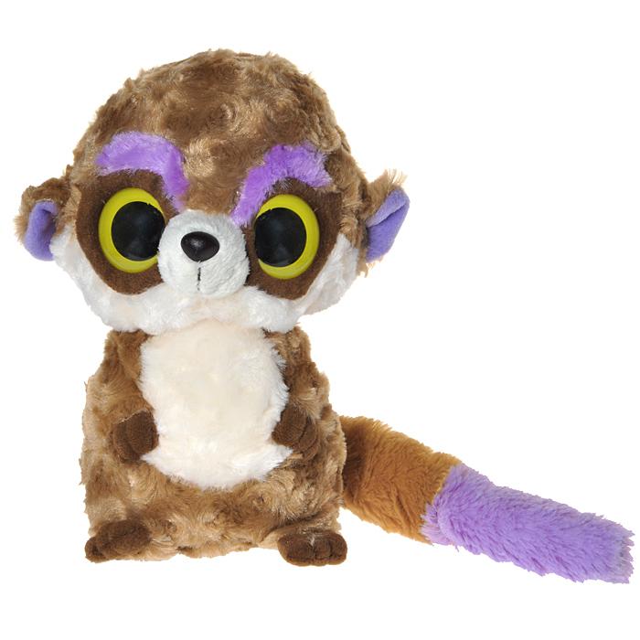 Мягкая игрушка Aurora Мангуст, цвет: коричневый, 20 см65-208 коричневый, фиолетовыйОчаровательная мягкая игрушка Мангуст, выполненная в виде забавного зверька с большими глазками, вызовет умиление и улыбку у каждого, кто ее увидит. Она станет замечательным подарком, как ребенку, так и взрослому. Игрушка удивительно приятна на ощупь, а специальные гранулы, используемые при ее набивке, способствуют развитию мелкой моторики рук малыша. Мягкая игрушка может стать милым подарком, а может быть и лучшим другом на все времена. Характеристики: Высота игрушки: 20 см. Набивка: синтепон, пластмассовые гранулы.